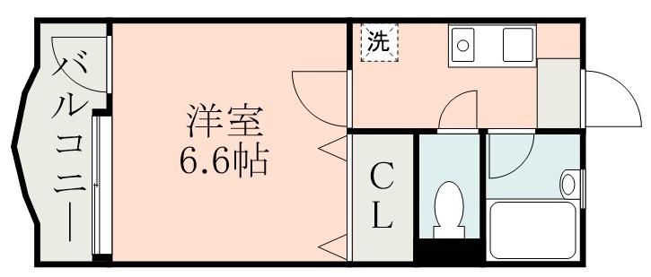 Gloriette 2-D号室