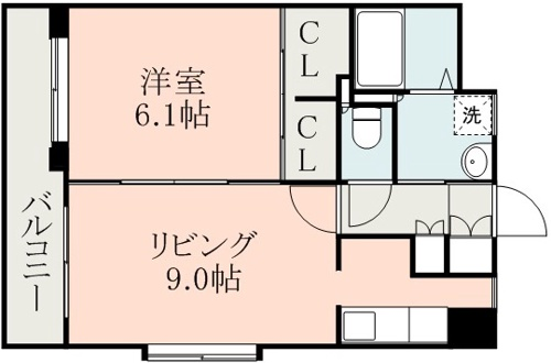 VINCENTE黒髪 703号室